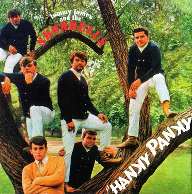 Tommy James and the Shondells ~ 1966 ~ Hanky Panky