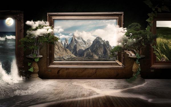 Dream Of Magick Landscape 1, Magical Landscapes 4