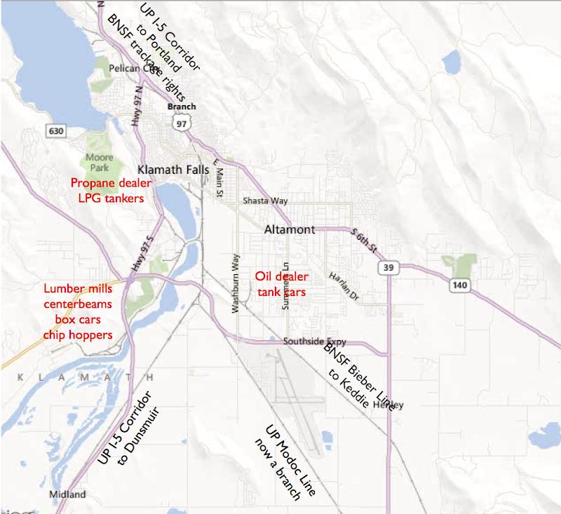 Idaho Belt Freelanced plan - page 1 - Layout Engineering Reports