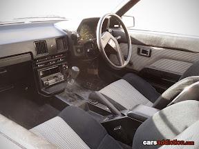 All original complete interior