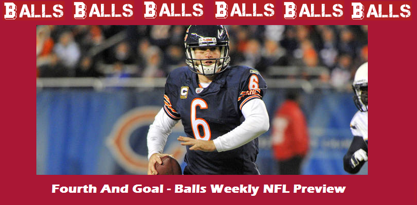 Balls NFL preview