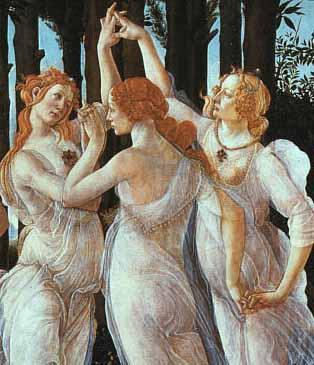 Greek Goddess Euphrosyne, Gods And Goddesses 3