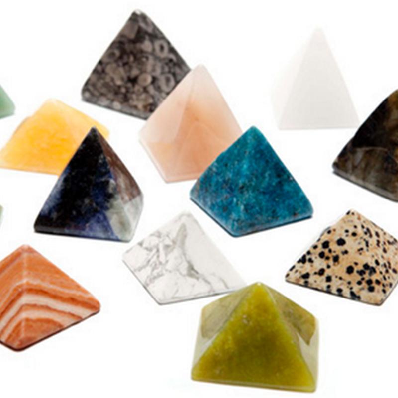 Caracteristicas del poder de las piramides