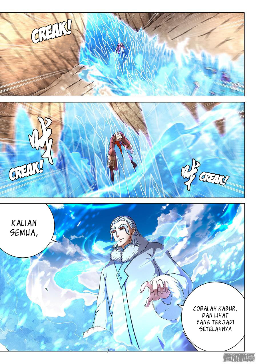 God of Martial Arts Chapter 42.2