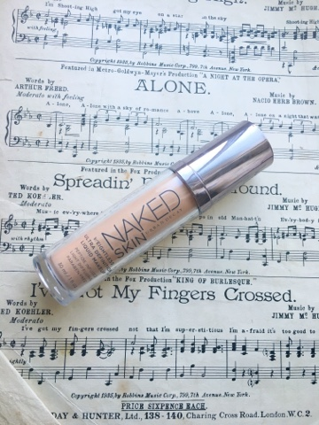 Urban Decay Naked Foundation 02 ; Teacups and Buttondrops