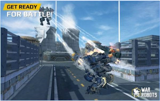Game Perang  Android Terbaik war robots
