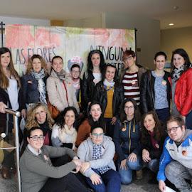 Día de la Mujer 2017 en Montijo