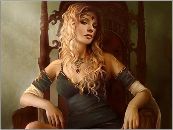 Dead Matron Girl, Gothic