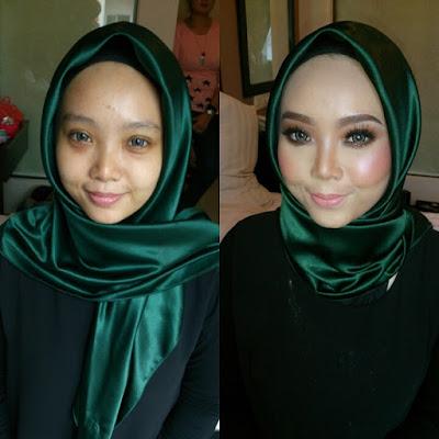 makeup nikah murah, makeup sanding, makeup sanding murah, makeup bertunang, makeup bertunang murah
