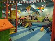 Main murah di playground Duta Plaza Denpasar