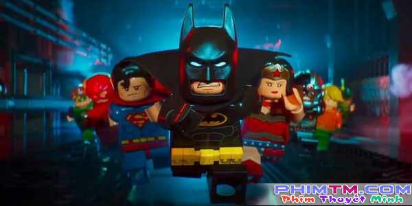 7 chi tiết không-thể-không-biết về The LEGO Batman Movie - Ảnh 5.