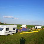 005-Het tentenkamp van de Biesbosbevers.