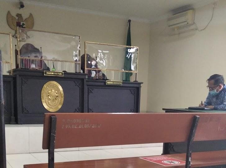 Perkara Perdata Di Sleman, Hakim Perintahkan Pengembang Dapatkan Lagi Tanah 103 Meter Persegi