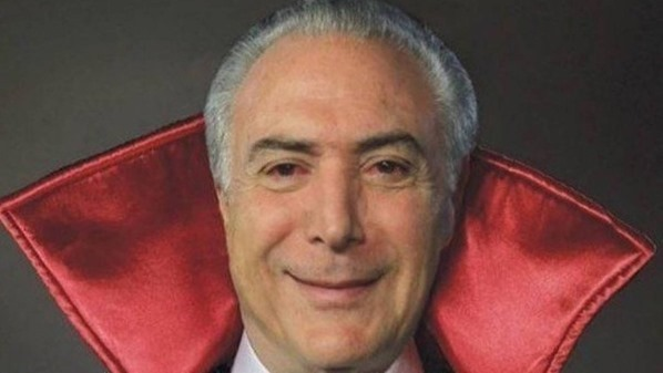 O presidente com a marca mais negativo da história do Brasil
