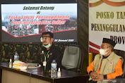 Kunjungi Sulbar, Menteri Pertanian SYL Ingatkan Pemda Jangan Rekayasa Korban Bencana