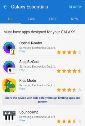 Hướng dẫn sử dụng điện thoại Samsung Galaxy S6 - Hình 33