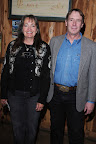 Marian Buehler, Texas Horse Park board member, and William Buehler.