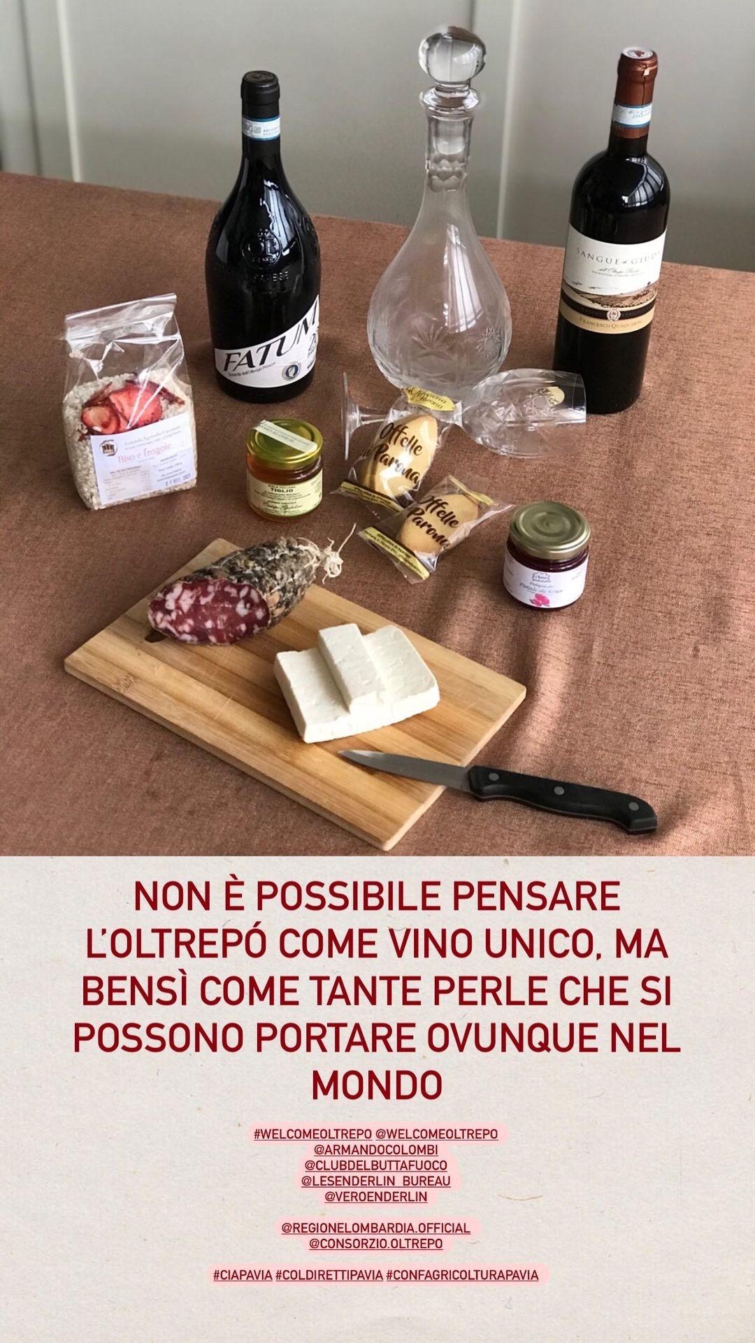 Oltrepò Food & Wine: gustare e scoprire l'Oltrepò in tutta cordialità e sicurezza grazie alle degustazioni online #WelcomeOltrepo