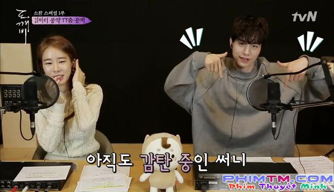 """""""Goblin"""" tập đặc biệt: Gong Yoo còn """"tình cảm"""" với Lee Dong Wook hơn cả Kim Go Eun! - Ảnh 25."""