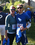 One more post-race pic. You can totally see through that dude's white shorts, right?