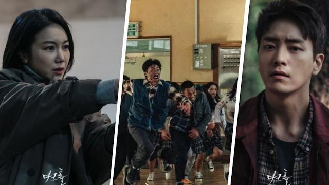 Drama Dark Hole Drama Lakonan Lee Joon-Hyuk