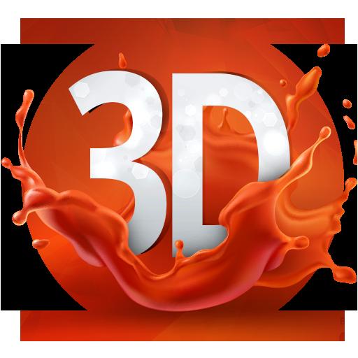 Fondos de pantalla en 3D