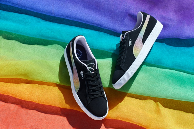 PUMA Forever Free Pride Collection.