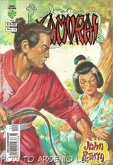 P00012 - Samurai - John Barry #12