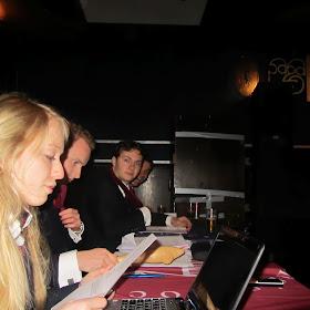 Algemene ledenvergadering (17 december)2012