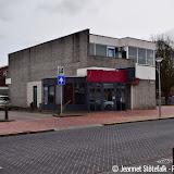 Sloop bankgebouwen Oude Pekela begonnen - Foto's Jeannet Stotefalk
