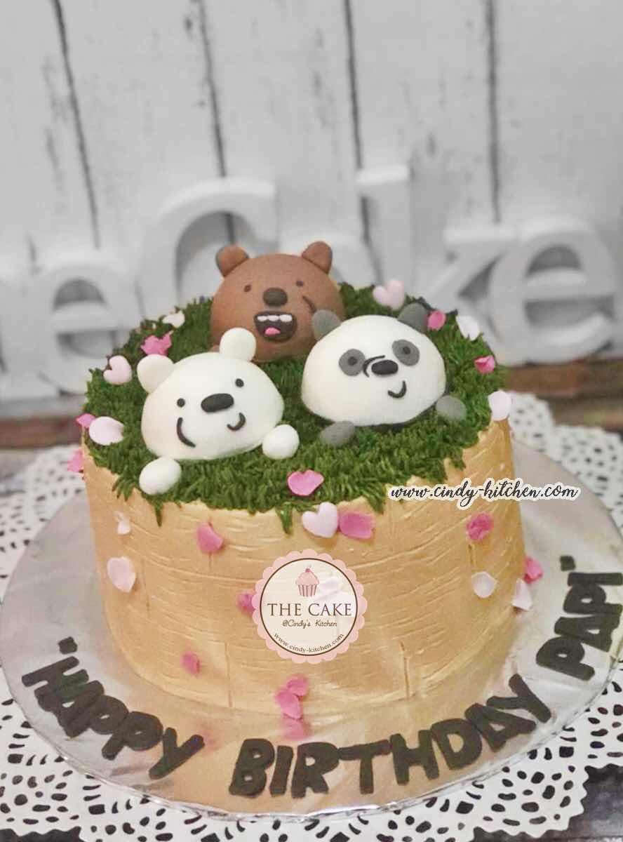 Thecake We Bare Bears Bdck