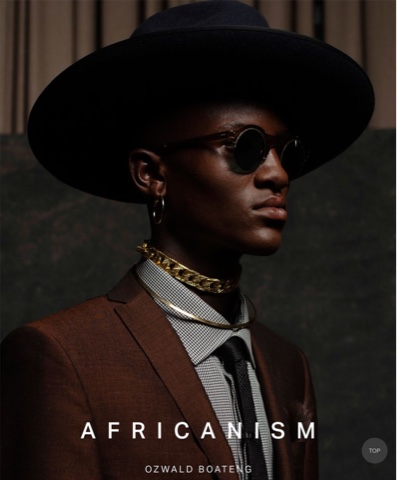 7e24537739 DIARY OF A CLOTHESHORSE  Ozwald Boateng Africanism 2018 Campaign