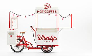Lastcykel Wheely's