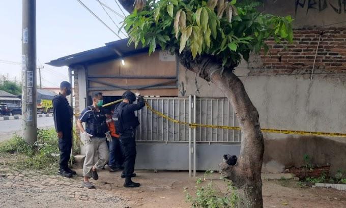 Desa Sukamandijaya Kabupaten Subang Digegerkan Penangkapan Terduga Teroris