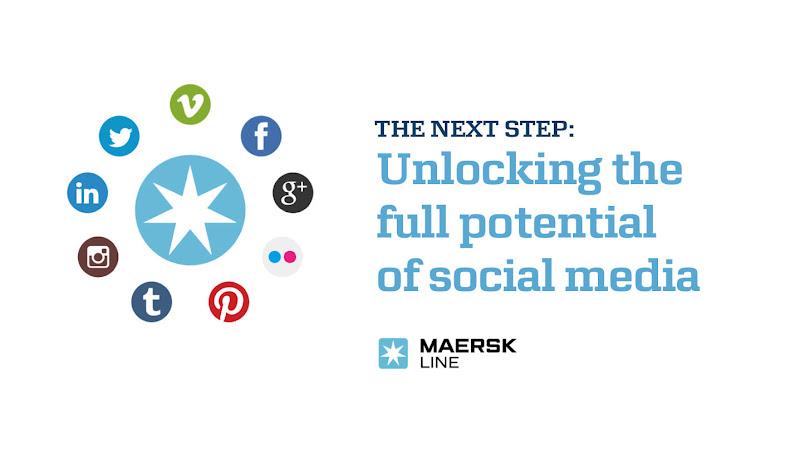 圖八 Maersk未來社群策略