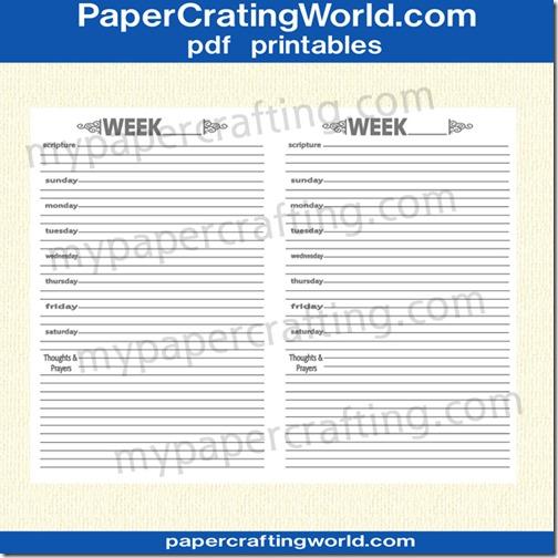 pdf printable journaling page 650