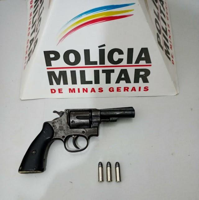 Após tentativa de homicídio homem é preso pela Polícia Militar em Orizânia