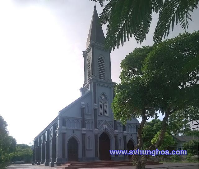 Nguồn gốc hình thành và phát triển giáo xứ Chiêu Ứng - Nơi diễn ra ngày họp mặt thường niên sinh viên Hưng Hóa 2015