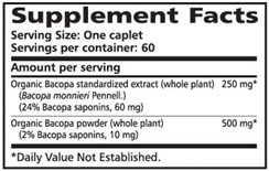 bacopa-label