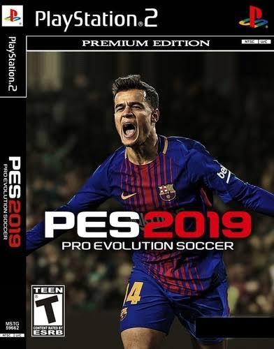 PES 2019 Para PS2