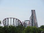 View of X2 from the Full Throttle line
