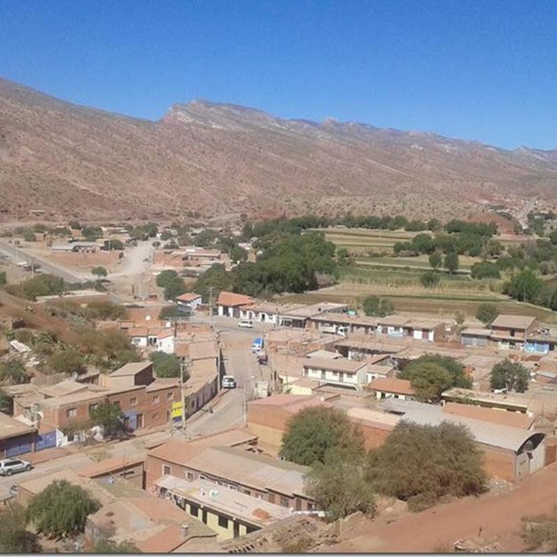 El Puente: municipio tarijeño (Bolivia)