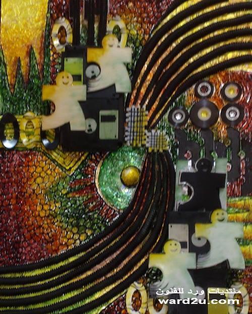 معرض اشغال فنيه بورسعيد 2012