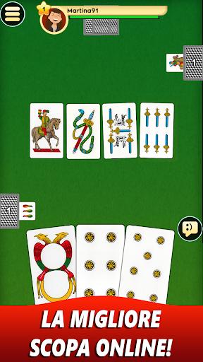 Scopa Online - Gioco di Carte 32.0 screenshots 1