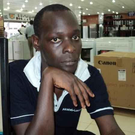 Julius Kimuli Avatar