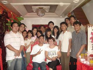 February 3: Jaypy Nino Obado's Residence (Roxas District, Quezon City)