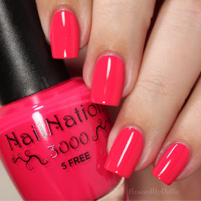 NailNation 3000 On Wednesdays We Wear Pink