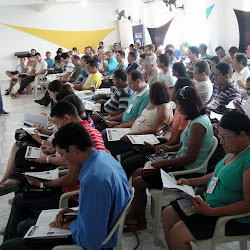 Jornada de estudos Haggai em Ji-Paraná -RO