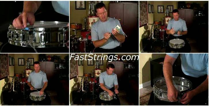 Mark Wessels - A Fresh Approach To The Snare Drum