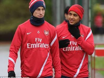 Theo Walcott Needs To Help Captain Koscielny To Lead Arsenal